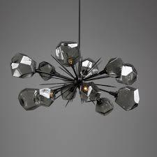 crystal bagues gem oval starburst chandelier plb0039 0d
