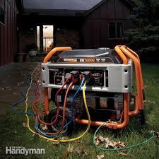 Generator Maintenance Tips Family Handyman