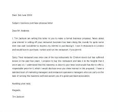 Catering Proposal Letter Sample Best Of Cover For Business ...