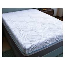 Amazoncom Sealy Posturepedic Hybrid Cobalt Firm Mattress Queen