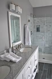 bathroom remodel gray. Marble Bathroom Gray Remodel