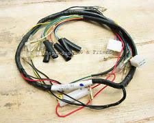 cb125 harness honda cb100 cl100 cb125 s cb125s cl125 s cl125s wire wiring harness new