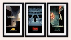 cool stuff the new matt ferguson star wars posters