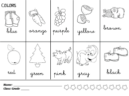 Free Printable Color Red Worksheets Rainbow Fish Coloring Pages Full ...