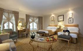 exclusive family room design. The Landmark London, Marylebone Exclusive Family Room Design