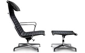 eames armchair dimensions. photograph of eames style ea124 lounge chair and ea125 ottoman armchair dimensions i