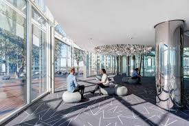office design sydney. International Media Company Sydney Office Design