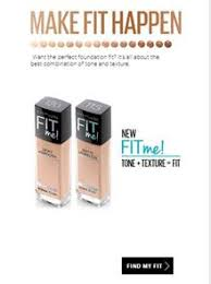 Maybelline Fit Me Foundation Shade Chart Fit Me Foundation Blush Bronzer Concealer Maybelline