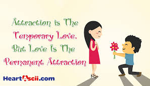 Love Or Attraction