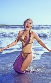 carrie fisher star wars beach. Contemporary Fisher Carrie Fisher As Leia And Star Wars Beach Pinterest