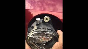 Bmw X1 Fog Light Assembly Replacement How To Change Bmw X3 Fog Light Or Replace Bulb In 5 Mins