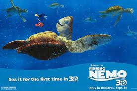 finding nemo 3d poster. Beautiful Poster FINDING NEMO 3D POSTER With Finding Nemo 3d Poster M