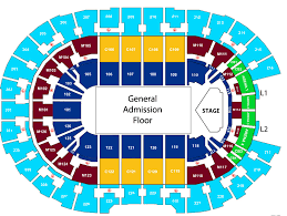 Cavs Tickets Seating Chart Chance The Rapper The Big Tour Rocket Mortgage Fieldhouse