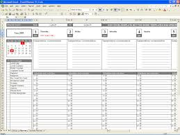 trip planner templates travel planner excel templates