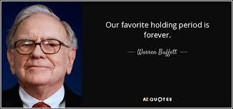 Warren Buffett Quotes Enchanting Why You Should Not Blindly Take Comfort In Warren Buffett Quotes