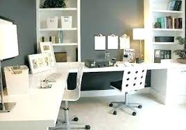 two desk office. Beautiful Two Two Person Desks Office L Shaped Desk  Design  Home  To Two Desk Office E