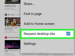 How to View Desktop Version of YouTube on an Android Phone