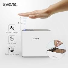 SVAVO <b>Wall mounted</b> Photoreceptor <b>Automatic</b> Spray Perfume ...