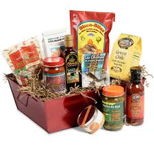 gift baskets a taste of santa fe
