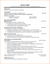 Resume Experience Relevant Coursework On Resume Experience In Example Cover Letter 87