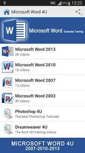Free Microsoft Word 2003 Download Download Ms Word 4u 1 2 2 Apk File Apk4fun
