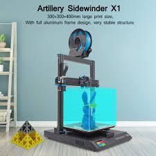 <b>Artillery 3d Printer</b> kit <b>Sidewinder</b> X1 SW X1 High Precision Large ...