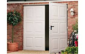 side hinged garage doorsSide Hinged Garage Doors supplied and fitted in Essex and Kent We