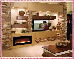 Decor Stone Wall Design stone tv unit designs amazing stone wall decoration ideas New 18