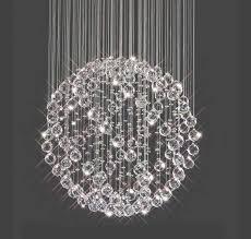 hanging glass ball chandelier interior design ideas in glass ball chandelier view 26 of