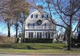 la maison du 112 ocean avenue à amityville le 7 décembre 2005