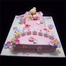 Forever Friends Birthday Cake Cake By Custom Cake Designs Cakesdecor