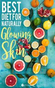 Best Foods And Diet Plan For Glowing Skin