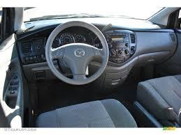 Gray Interior 2004 Mazda MPV LX Photo #75273345 | GTCarLot.com