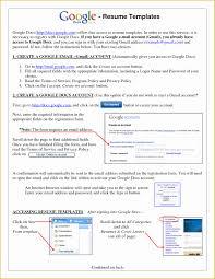 57 Google Docs Resume Template Free Heritagechristiancollege