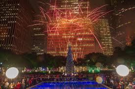 Christmas Tree Lighting Houston Houston Holiday Light Displays