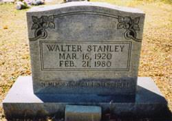 Walter Stanley (1920-1980) - Find A Grave Memorial