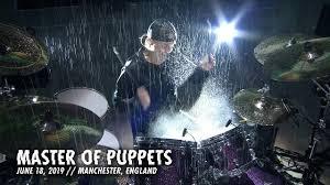<b>Metallica</b>: <b>Master</b> of Puppets (Manchester, England - June 18, 2019 ...