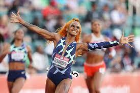 Sprinter Sha'Carri Richardson stops 'me ...