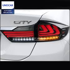 Car Taillights For Honda City Rear Light Led Taillight For City Rear