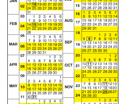 Federal Pay Period Chart Pay Period Calendar 2021 By Calendar Year Free Printable