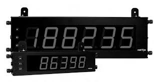 model ld large display timer and cycle counter