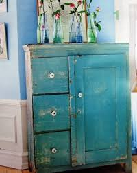 distressed blue furniture. I Heart Shabby Chic: Best Of The Distressed - Furniture Blue S