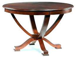 interior round expanding dining table expandable kitchen cherry inch marvelous expansion handle