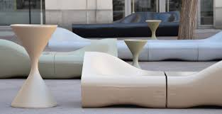 Dune outdoor furniture Concrete Dune Rainer Mutsch Dune Rainer Mutsch