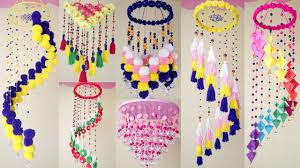 8 Beautiful <b>Wall Hanging</b> Ideas !! DIY <b>HandMade</b> Things - YouTube