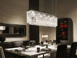 linear chandelier dining room. Modern Contemporary Luxury Linear Island Dining Room Double F Crystal Chandelier Lighting Fixture-in Pendant Lights From \u0026 On Aliexpress.com C