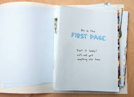 On First Pages Books And Bark