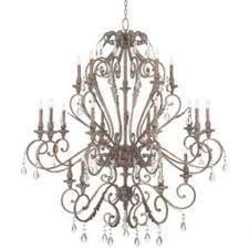 franklin iron works acanthus and crystal 68 wide bronze refer to franklin iron