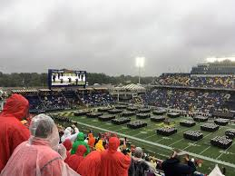 Army Navy Game Seating Chart Navy Marine Corps Memorial Stadium Annapolis 2019 All