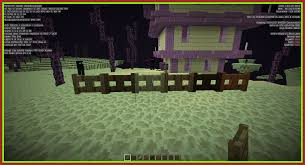 minecraft fence crafting. Brilliant Fence Minecraft Fence Crafting Inspiring Minecraft Fence Gate Glitch Best For  Security Pic In Popular And With Crafting N
